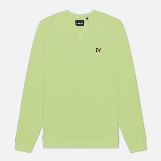 Мужская толстовка Lyle & Scott Classic Crew Neck Sharp Green