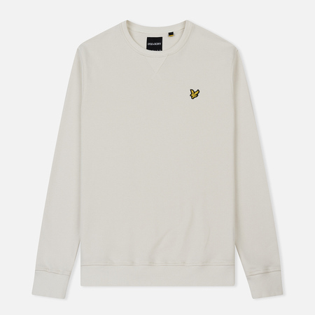 Мужская толстовка Lyle & Scott Classic Crew Neck Snow White