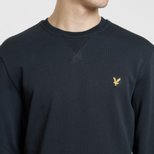 Мужская толстовка Lyle & Scott Classic Crew Neck True Black фото- 2