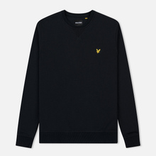 Мужская толстовка Lyle & Scott Classic Crew Neck True Black фото- 0