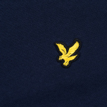 Мужская толстовка Lyle & Scott Zip Through Hoodie Navy фото- 2