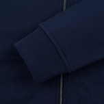 Мужская толстовка Lyle & Scott Zip Through Hoodie Navy фото- 5