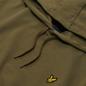 Мужская толстовка Lyle & Scott Hoodie Lichen Green фото - 1