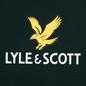 Мужская толстовка Lyle & Scott Logo Jade Green фото - 2