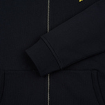 Мужская толстовка Lyle & Scott Zip Through Hoodie True Black фото- 3