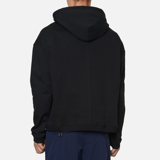 Мужская толстовка M+RC Noir Fake Pocket Hoodie Black
