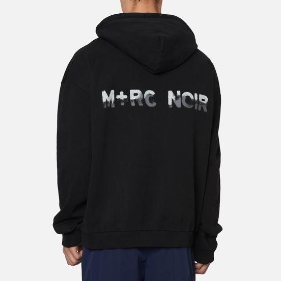 Мужская толстовка M+RC Noir Spray Hoodie Black