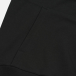 Мужская толстовка MA.Strum Chaffee Pouch Pocket 1/2 Zip Funnel Jet Black фото- 3