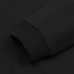Мужская толстовка MA.Strum Chaffee Pouch Pocket 1/2 Zip Funnel Jet Black фото- 4