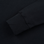 Мужская толстовка MA.Strum Crew Neck Chest Pocket Fleece Jet Black фото- 4
