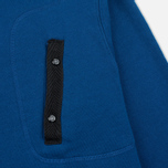 Мужская толстовка MA.Strum Crew Neck Chest Pocket Fleece Northern Blue фото- 3