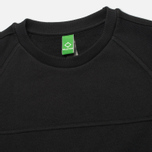 Мужская толстовка MA.Strum Crew Neck Track Jet Black фото- 1