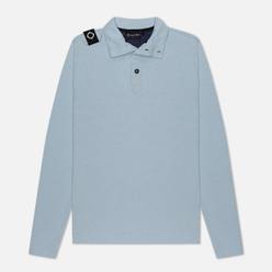 Мужская толстовка MA.Strum Double Face Funnel Neck Purist Blue