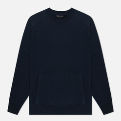 Мужская толстовка MA.Strum Garment Dyed Crew True Navy