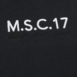 Мужская толстовка MA.Strum Hornsby M.S.C.17 Overhead Hoody Dark Navy фото- 2
