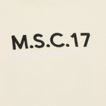 Мужская толстовка MA.Strum Hornsby M.S.C.17 Overhead Hoody Merchant White фото- 2