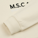 Мужская толстовка MA.Strum Hornsby M.S.C.17 Overhead Hoody Merchant White фото- 4