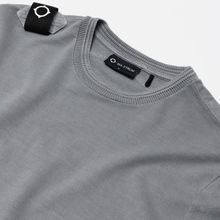 Мужская толстовка MA.Strum Lightweight Garment Dyed Crew Quicksilver фото- 1