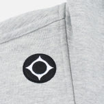 MA.Strum Overhead Fleece Men's Hoodie Grey Marl photo- 3