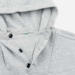 MA.Strum Overhead Fleece Men's Hoodie Grey Marl photo- 2