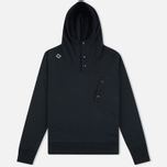 Мужская толстовка MA.Strum Overhead Fleece Jet Black фото- 0