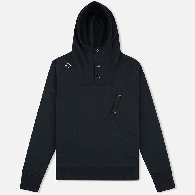Мужская толстовка MA.Strum Overhead Fleece Jet Black