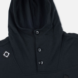 Мужская толстовка MA.Strum Overhead Fleece Jet Black фото- 1