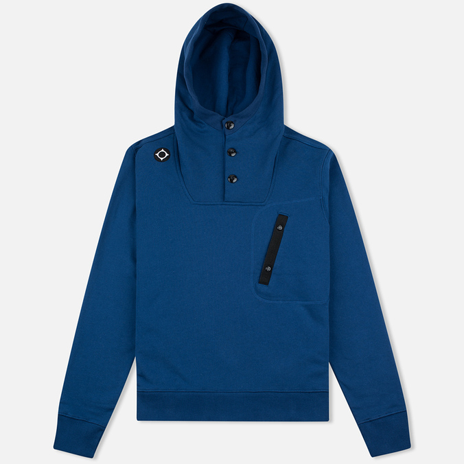 Мужская толстовка MA.Strum Overhead Fleece Northern Blue