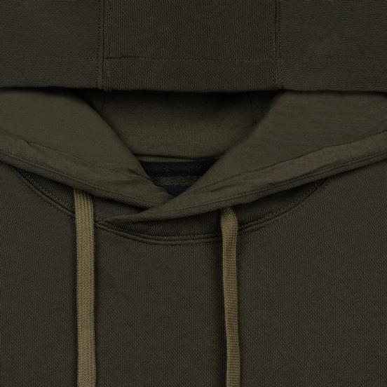 Мужская толстовка MA.Strum Overhead Training Hoody Dark Khaki Green