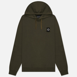 Мужская толстовка MA.Strum Overhead Training Hoody Dark Khaki Green