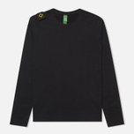 Мужская толстовка MA.Strum Pullover Crew Neck Dark Navy фото- 0