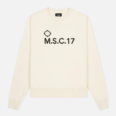 Мужская толстовка MA.Strum Totham M.S.C.17 Crew Neck Merchant White