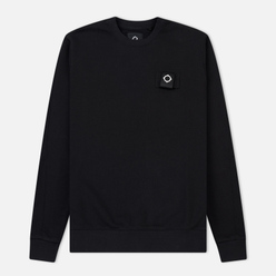 Мужская толстовка MA.Strum Training Crew Diagonal Loopback Jet Black