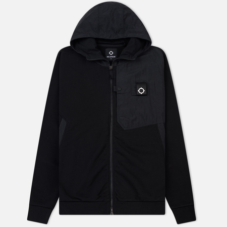 Мужская толстовка MA.Strum Training Hoody Regular Jet Black