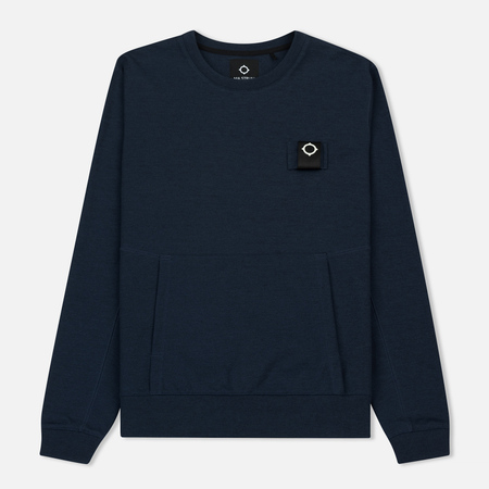Мужская толстовка MA.Strum U-Boat Crew Neck Dress Blues