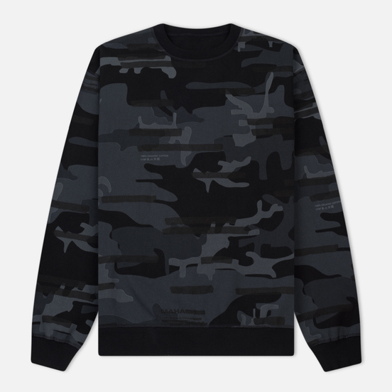 Мужская толстовка maharishi Camo Reversible Crew Night
