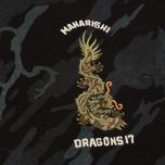 Мужская толстовка maharishi Dragons Camouflage Crew Vintage Archive Night Camo фото- 2