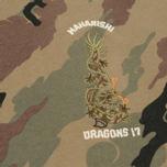 Мужская толстовка maharishi Dragons Camouflage Crew Vintage Archive Woodland Camo фото- 2