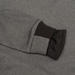 Мужская толстовка Maharishi Integrated Thermal Pro Charcoal фото- 3