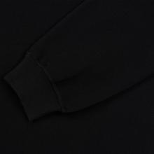 Мужская толстовка maharishi Organic Crew Military Type Embroidery Black фото- 3
