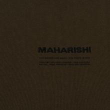 Мужская толстовка maharishi Organic Crew Military Type Embroidery Military Olive фото- 2