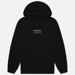 Мужская толстовка maharishi Organic Hooded Military Type Embroidery Black