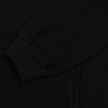 Мужская толстовка maharishi Organic Hooded Military Type Embroidery Black фото- 3