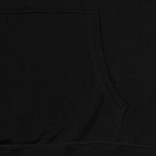Мужская толстовка maharishi Organic Hooded Military Type Embroidery Black фото- 4