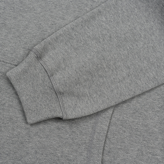 Мужская толстовка maharishi Organic Hooded Military Type Embroidery Grey Marl