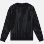 Мужская толстовка maharishi Reversible Camo Crew Neck Night Camouflage фото- 0