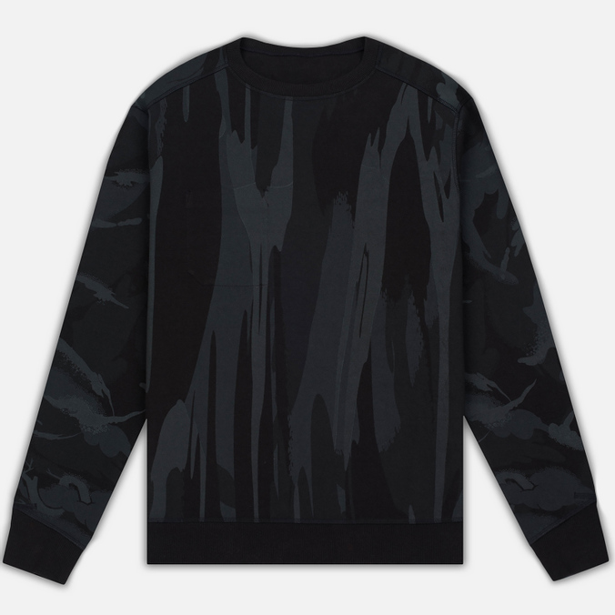 Мужская толстовка maharishi Reversible Camo Crew Neck Night Camouflage