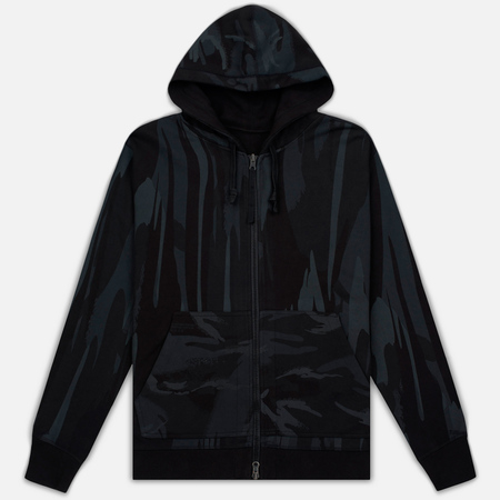 Мужская толстовка maharishi Reversible Camo Hooded Full Zip Night Camouflage