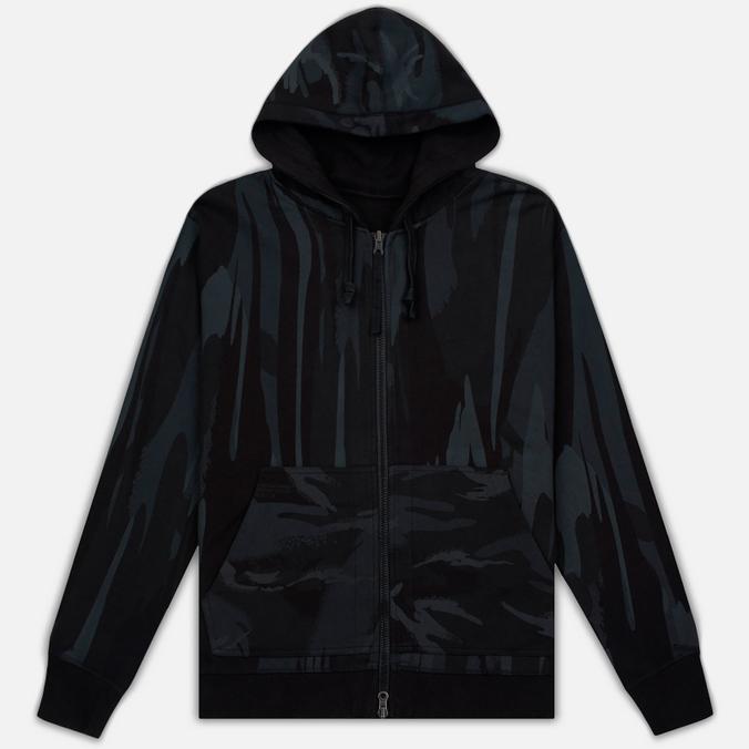 Мужская толстовка maharishi Reversible Camo Hooded Full Zip Night Camouflage