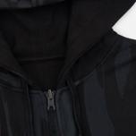 Мужская толстовка maharishi Reversible Camo Hooded Full Zip Night Camouflage фото- 2